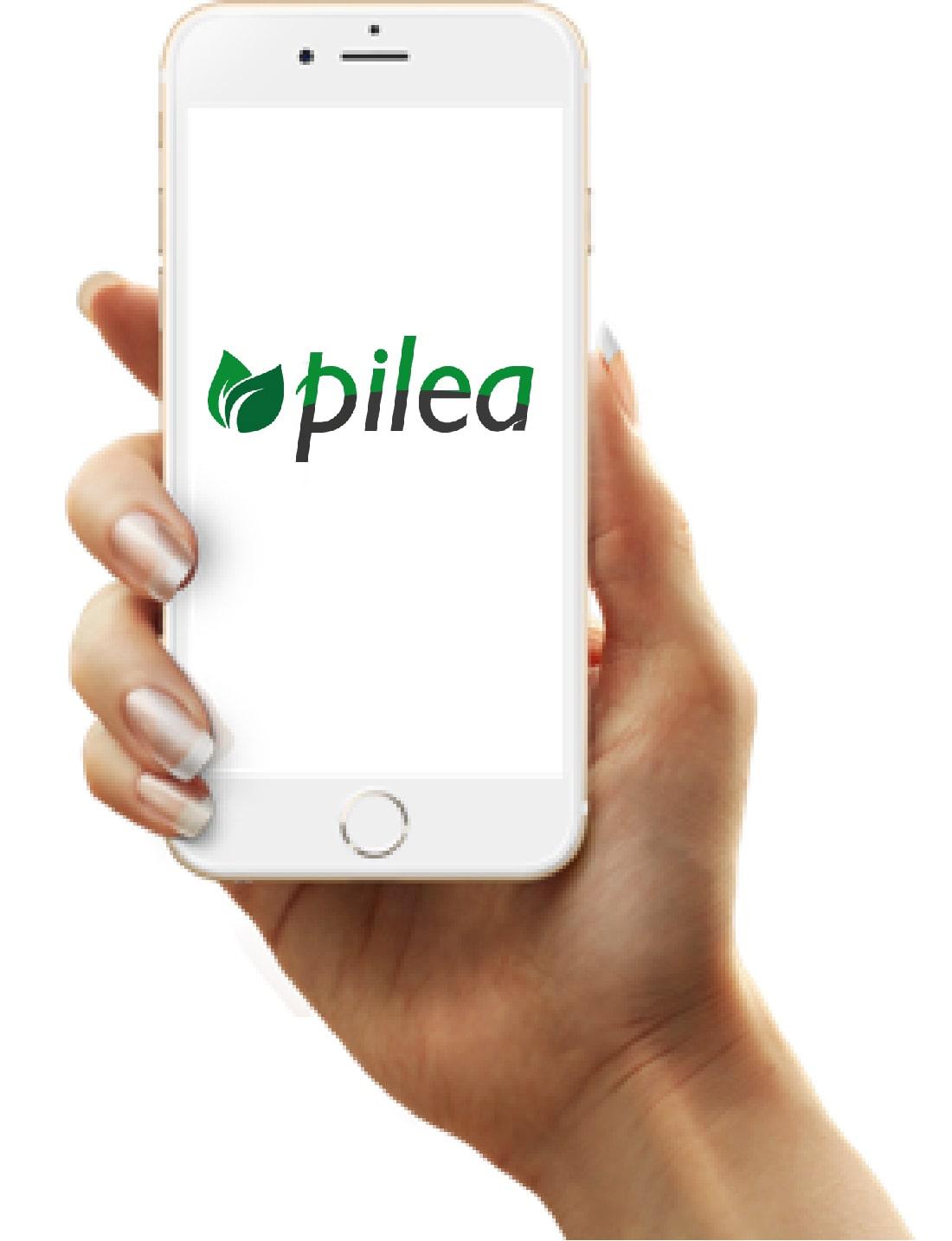 Приложение Pilea в Google Play